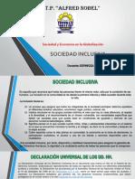 Semana 02 y 03 - Sociedad Inclusiva