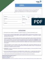 Cuestionario TTPC E PAGO