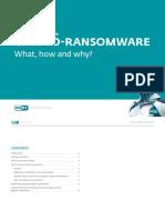 Eset vs Crypto Ransomware
