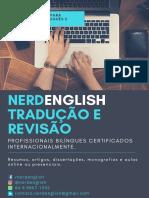 Poster Final - NerdEnglish