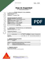 HS - Sikafloor 3 Cuarzo Top grupo 7