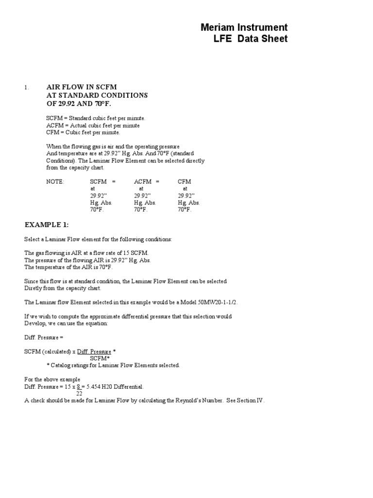 lfe_appnote | Fluid Dynamics | Gases