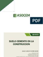 ASOCEM- SUELO CEMENTO EN LA CONSTRUCCION