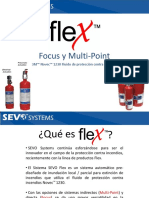 Presentación SEVO Flex Focus,Multi-point y UL