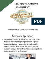 P D presentation
