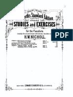 Czerny Preliminary School of Velocity Book1 Op636