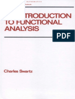 Charles Swartz - An introduction to functional analysis-M. Dekker (1992).pdf