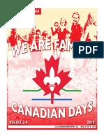 Canadian Days 2019-Sm