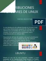 Versiones Linux