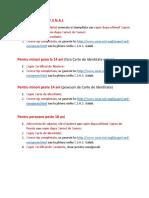 Acte Necesare Obtinerii Cardului European de Asigurari de Sanatate-2