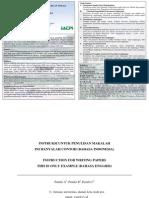 Leaflet IATPI