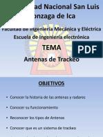 Antenas de Trakeo