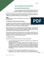 Fuentes Del Derecho Internaconal Privado