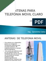 Antenas Para Telefonia Movil Claro