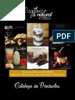 Catalogo Organico y Natural