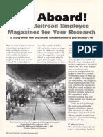 All Aboard Rail Research