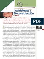 Geobiologia y Bioconstruccion