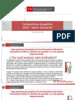 Compromisos de Educación 2019.pptx
