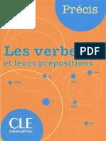 Les verbes et leur prepositions