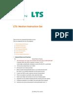 NextionLTS Instruction Set