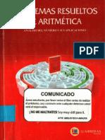 Problemas Resueltos de Aritmética - Lumbreras