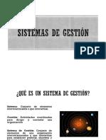 Sistemas de Gestión