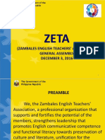 Zeta Constitution and Bylaws Ppt
