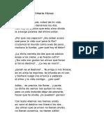 Poema Adios