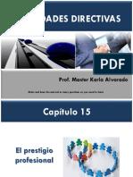 15. El Prestigio Profesional