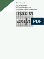 Especímenes Tipográficos