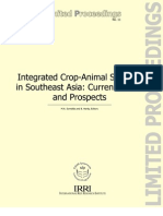 Integrated Crop-Animal Systems in Southeast Asia