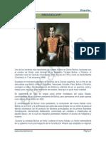 Simon Jose Antonio de La Santisima Trinidad Bolivar y Palacios