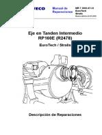 MR 07 Stralis EuroTech Eje Tanden Intermedio RP160E (R2478) - Espanhol.pdf