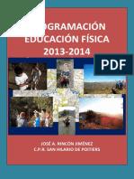 PROGRAMACIÓN DE EDUCACION FISICA 2013 2014.pdf