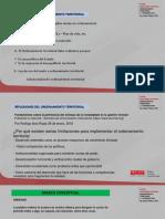 1 Clases OT - Marco Conceptual y Principios Rectores