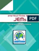 Instructivo Juntas Electorales Municipales JEMs 2019, TSE Guatemala