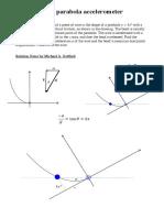 Bead Parabola Accelerometer Sol 2