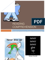 PPT Guidelines to Improve Reading Comprehension