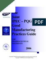 GMP Guide for Pharma