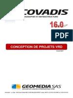 Covadis v16 - 4 - Projets Vrd