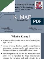 Combinational Logic Design- Kmap