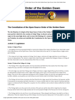 02.the Constitution of the Open Source Order of the Golden Dawn _ Open Source Order of the Golden Dawn