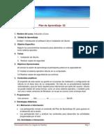 Plan de Aprendizaje 02