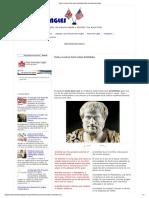 9. Texto y Lectura Corta Sobre Aristóteles _ Blog Para Aprender Ingles