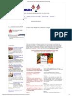 7. Lectura Corta Sobre Frutas y Verduras en Inglés _ Blog Para Aprender Ingles