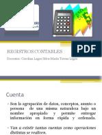Registros Contables