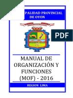 Mof 2016 Oyon
