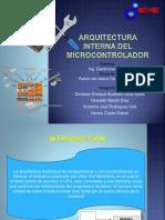 Arquitectura Interna Del Microcontrolador
