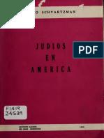 Judios en America