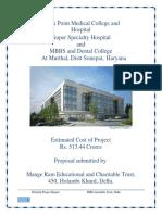 Dpr Spmch Hospital